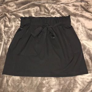 Urban Heritage Black Skirt